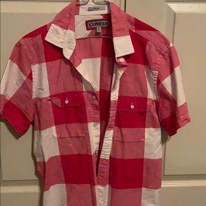 Men's express fitted shirt